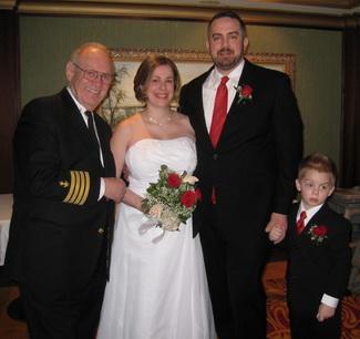Anna carey wedding